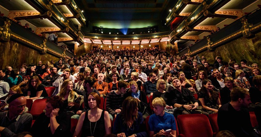 A packed house at Film Fest Gent 2015 | © Jerroenwillems.be/courtesy of Film Fest Gent