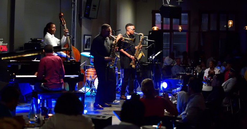 Orbit Jazz Club & Bistro, Johannesburg, South Africa © South African Tourism/Flickr