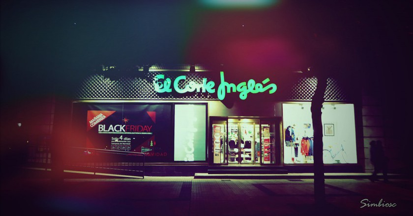 The History Of El Corte Inglés In 1 minute