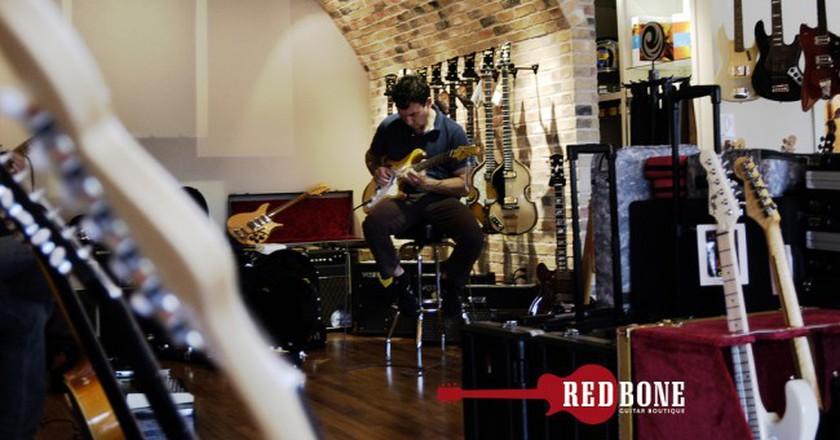 Redbone Guitar Boutique | © H. Michael Karshis/Flickr