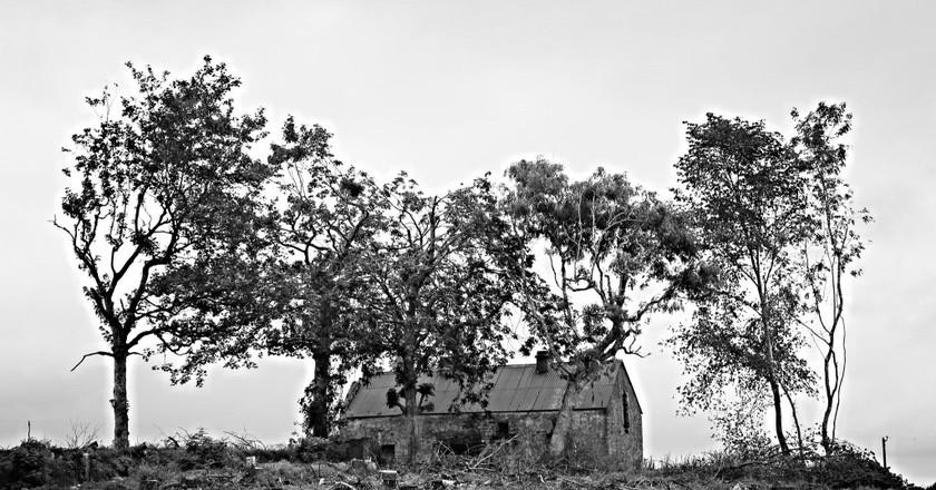 The Cooneen Ghost House | © Mark Gunn/Flickr