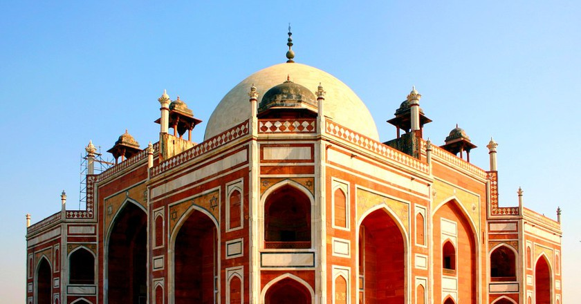 Humayun's Tomb, New Dehli | ©Deepak Gupta/Flickr