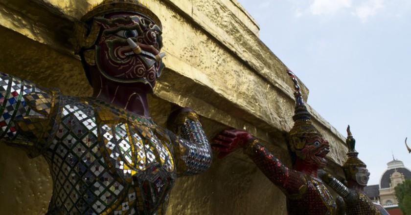 Wat Phra Kaeo | © Courtesy of Kelly Iverson