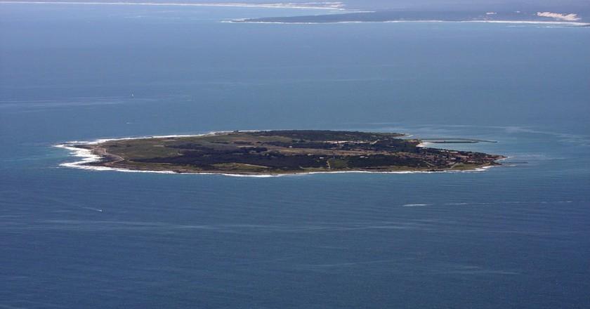 Robben Island © Brian Snelson/Flickr