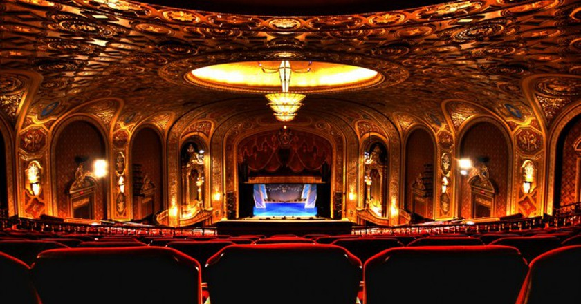 Orpheum Theater, New Orleans | ©  Canon in 2D/Flickr