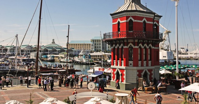 The old Clock Tower at the V&A Waterfront © South African Tourism/Flickr