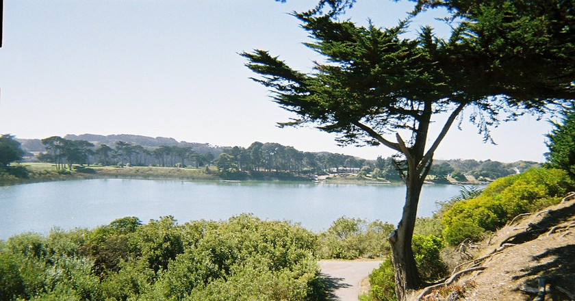 Lake Merced © Michael Ocampo/Flickr