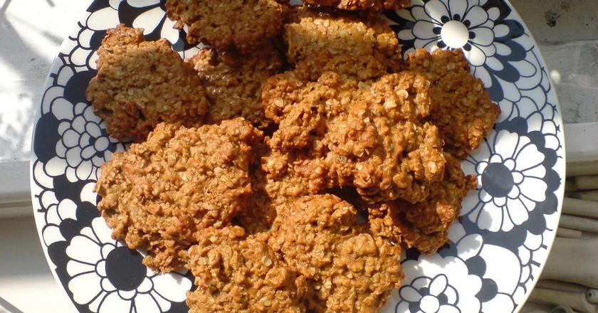 Anzac biscuits   © katjung/Flickr