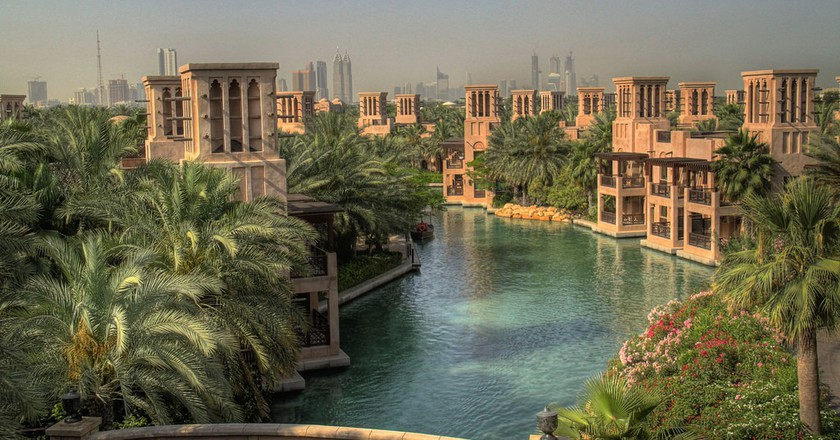 Madinat Jumeirah Al Qasr Hotel | © Themonnie/Flickr