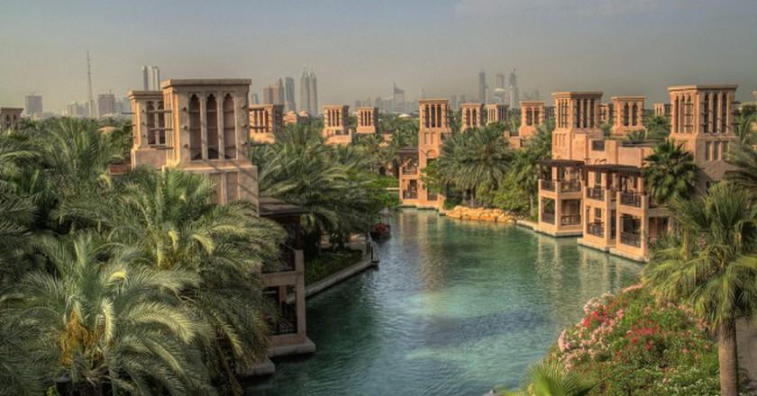 Madinat Jumeirah Al Qasr Hotel | © Themonnie/Flickr