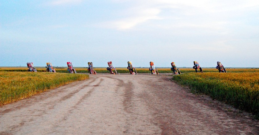 Cadillac Ranch | © Jamie/Flickr