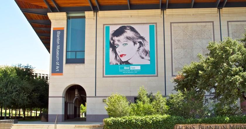 Blanton Museum of Art | © Ethan Lundgaard/Flickr