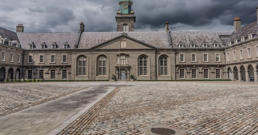 Royal Hospital Kilmainham, Dublin   © William Murphy/Flickr