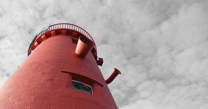 Poolbeg Lighthouse | © Daniel Dudek-Corrigan/Flickr