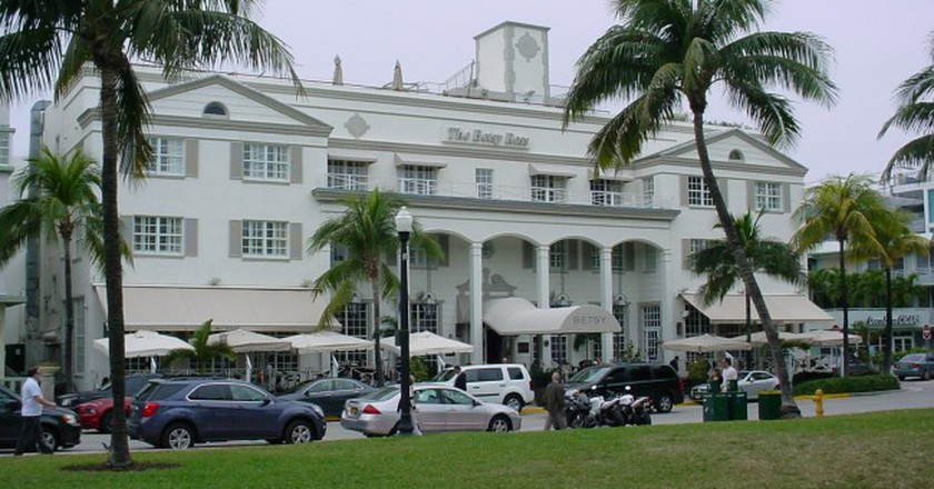 The Betsy Ross Hotel, South Beach | Courtesy of Phillip Pessar/Flickr