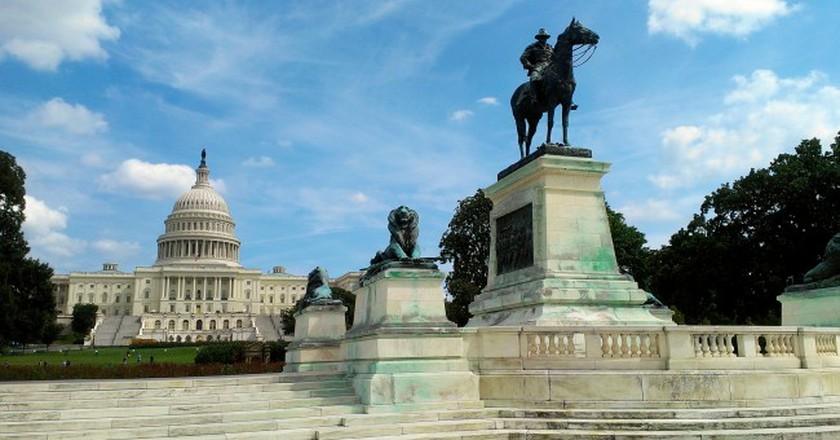 U.S. Capitol Building | © janitors/Flickr