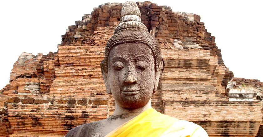 Ayutthaya    © Courtesy of Pixabay