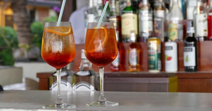 Drinks in a bar | © dolvita108/PixaBay