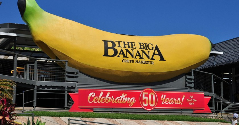 The Big Banana | © WikiWookie/WikiCommons
