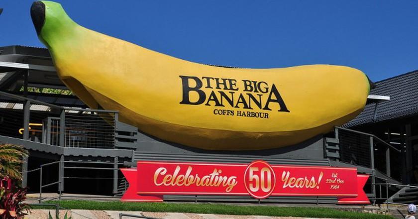 The Big Banana   © WikiWookie/WikiCommons