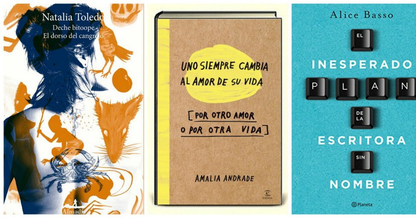 What They're Reading In Mexico In Autumn 2016