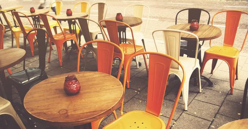 Sidewalk Café  ©AquilaSol/PixaBay