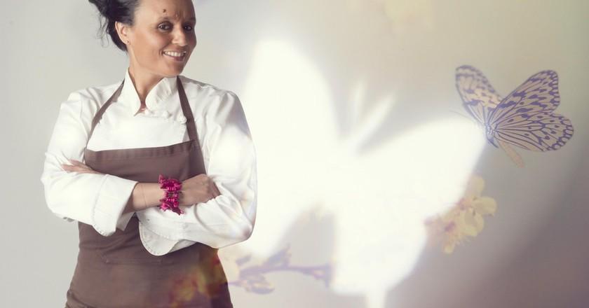 Chef Najat Kaanache © Najat Kaanache