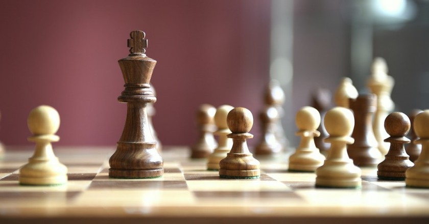 Chess: a game spanning over 1,500 years of history │© ABW174