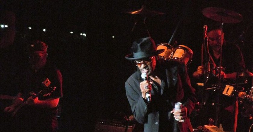 Chuck Brown, The Godfather Of Go-Go | © Mark Taylor/WikiCommons