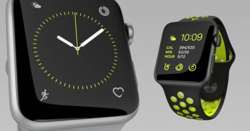 Apple Watch Nike Plus via Twitter/@Highsnobiety