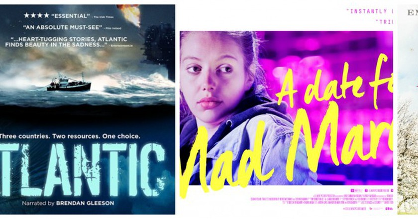 Atlantic | Courtesy of Inver Films / A Date for Mad Mary | Courtesy of Element Pictures / Dare to be Wild | Courtesy of Pinnacle Films