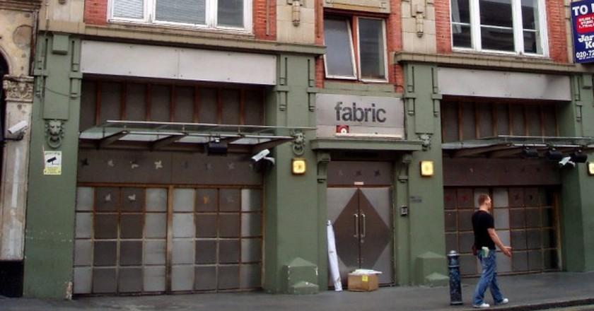 Fabric's exterior|© Ewan Munro/Wiki Commons