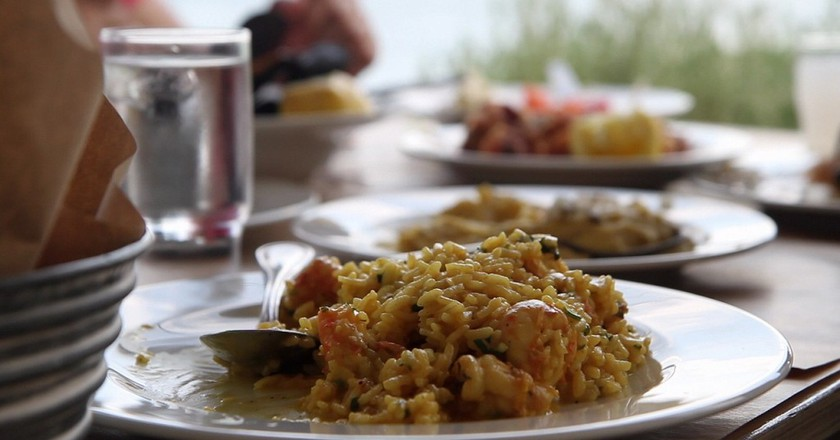Greek food | © PixaBay