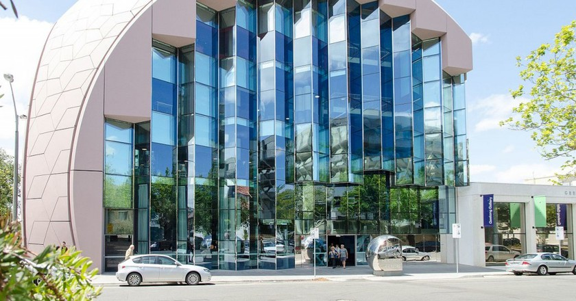 Geelong Library | ©Edward Blake/WikimediaCommons