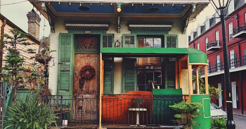 New Orleans Hostel/Pixabay