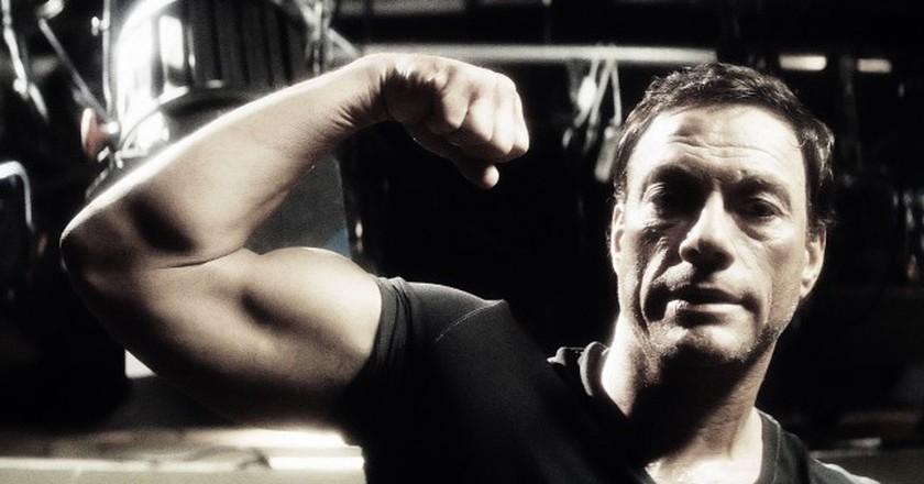 Jean-Claude Van Damme in the 2008 spoof 'JCVD' | © Gaumont