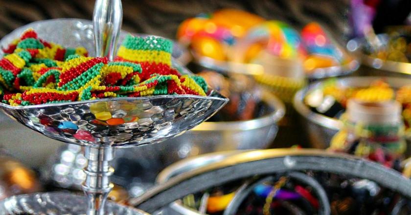 French Market Vendor, New Orleans/Pixabay.com