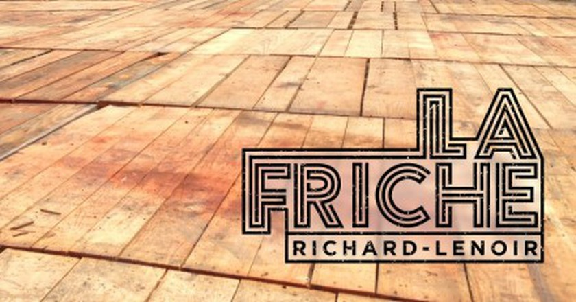 La Friche Richard-Lenoir │ Courtesy of Earnest