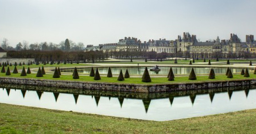 Le Grand Parterre at Fontainebleau │© Corentin Foucaut/Flickr