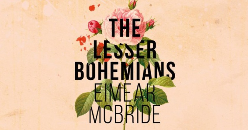 The Lesser Bohemians UK Cover | Courtesy of Faber & Faber
