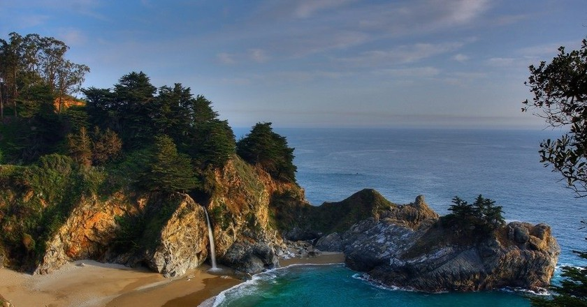 McWay Falls | ©the_tahoe_guy/Flickr