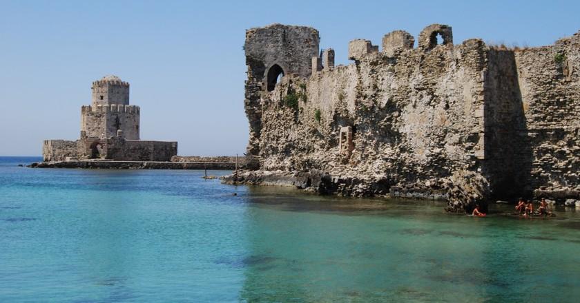 Castle of Methoni, Messinia, Greece | © Flyax/WikiCommons