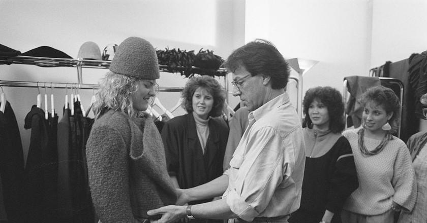 Frans Molenaar 1987   © Nationaal Archief / WikiCommons