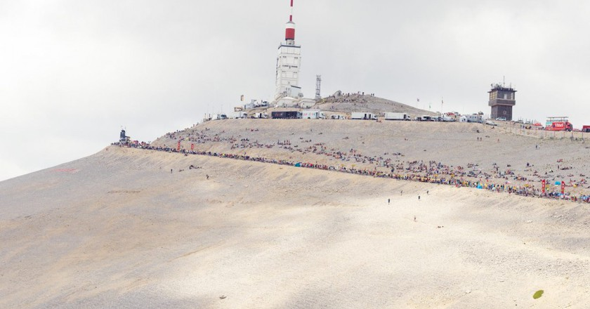 Ventoux: New Book Celebrate's Cycling Most Fearsome Climb