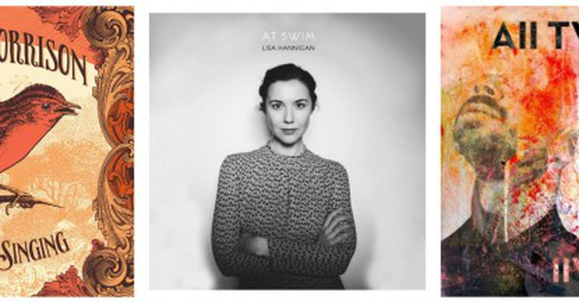 Keep Me Singing by Van Morrison | Courtesy of Caroline Records / At Swim by Lisa Hannigan | Courtesy of  Hoop Recordings / IIVV by All Tvvins | Courtesy of Warner Music UK