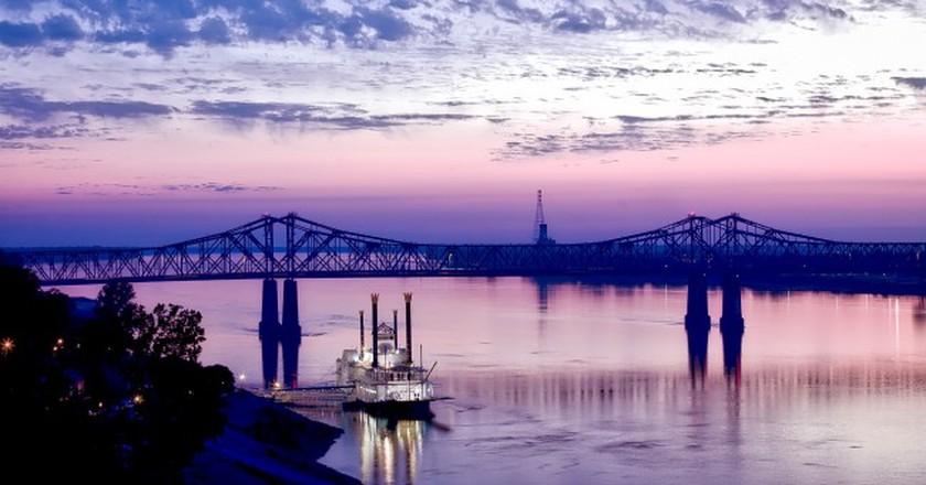 The Mississippi River/Pixabay
