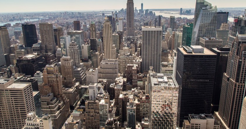 New York's startup scene is growing fast.