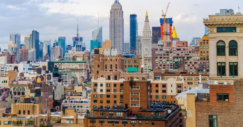 New York skyline| © Unsplash/Pixabay