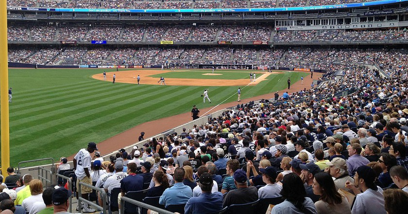 Yankee Stadium | © Wikipedia Commons
