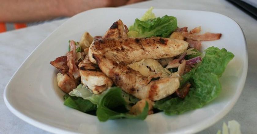 Caesar Salad   ©Leanne P./Yelp